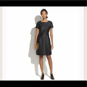 Madewell Brocade Jacquard Dress Size 6